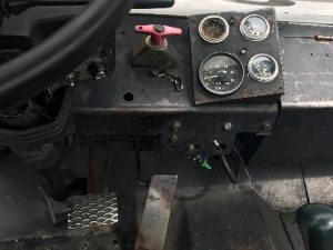 This gauge is damaged and will no longer provide important vehicle information. When, why and how did it happen?