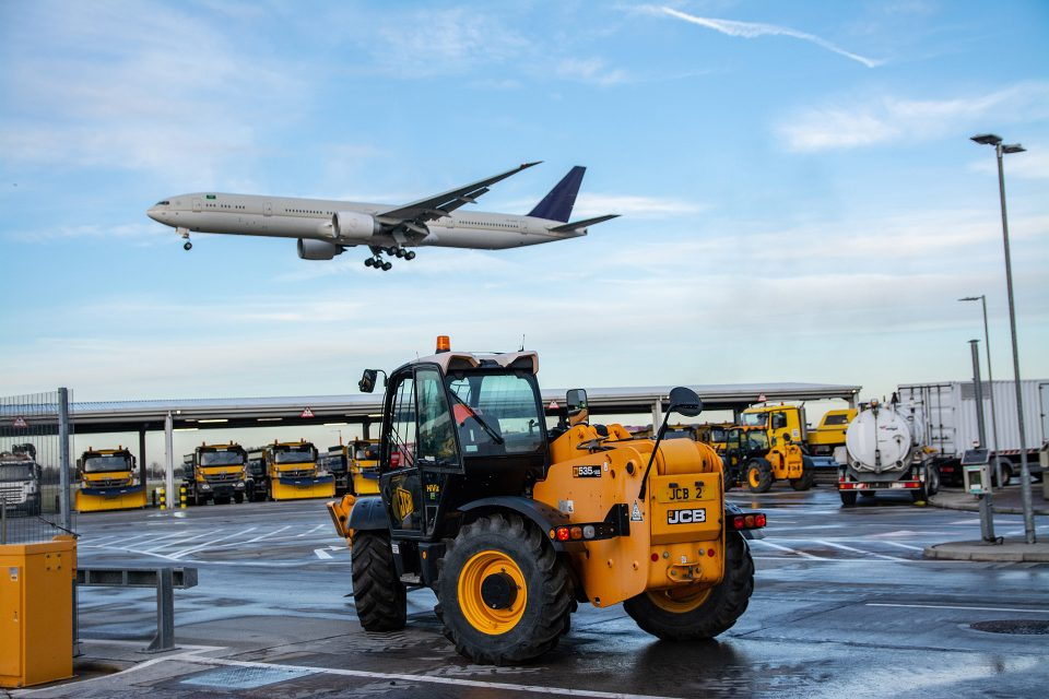 GSE manufacturer training not enough to achieve safety in airside operations