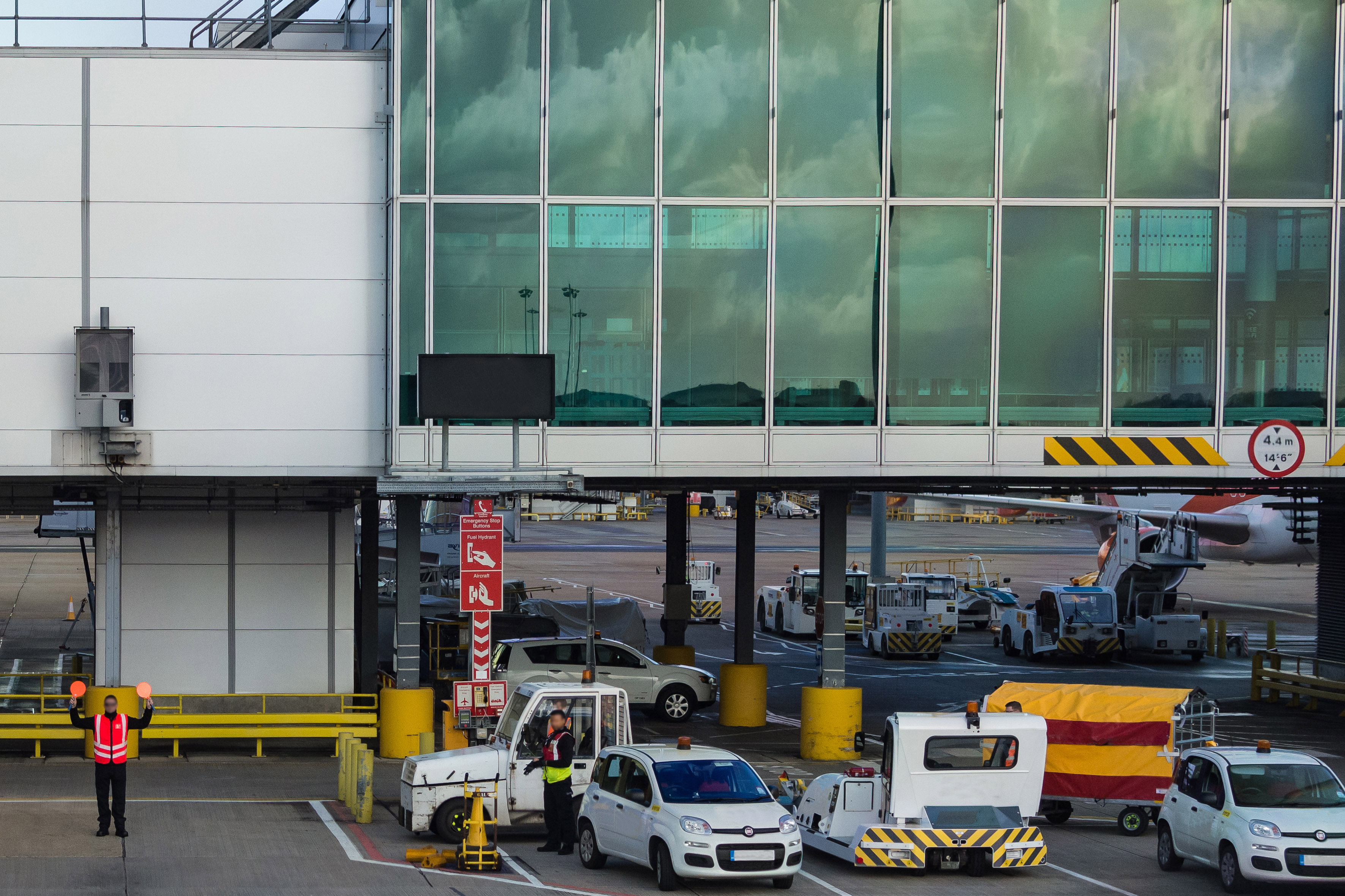 The Aviation Industry is overlooking the cost of vehicle incidents, warns RTITB Airside